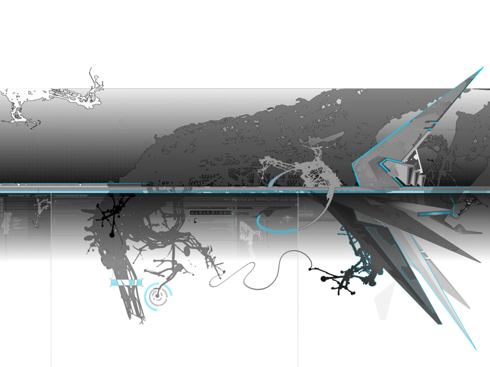 Wallpapers Digital Evolution