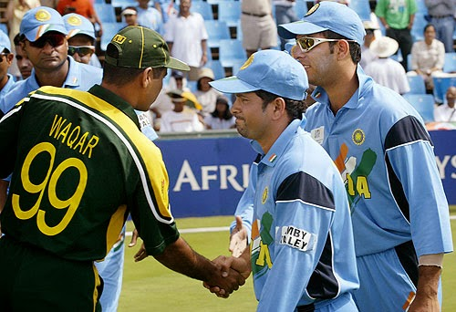 2003 world cup india and pakistan relationship