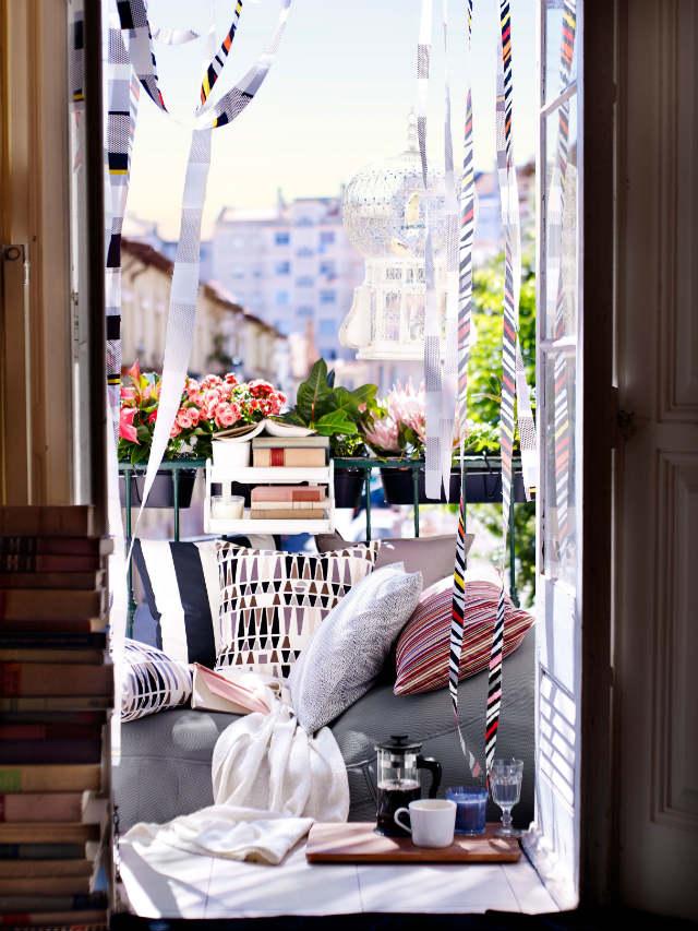 10 veces en las que el balcón salvará tu falta de vacaciones
