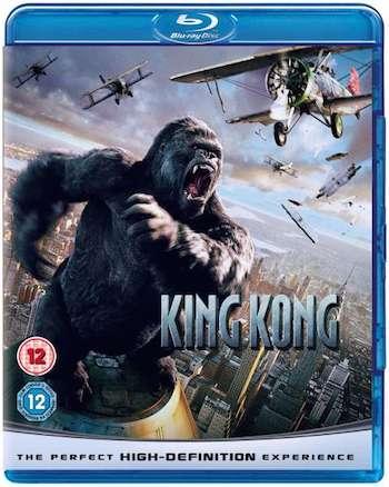 King Kong 2005 Hindi Dubbed BluRay Download