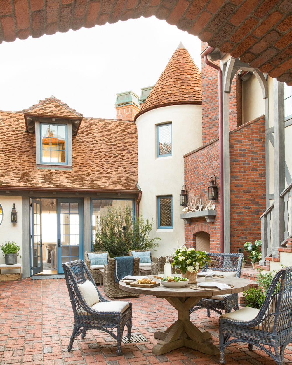 12 design tips to get modern french country style without for French country architecture
