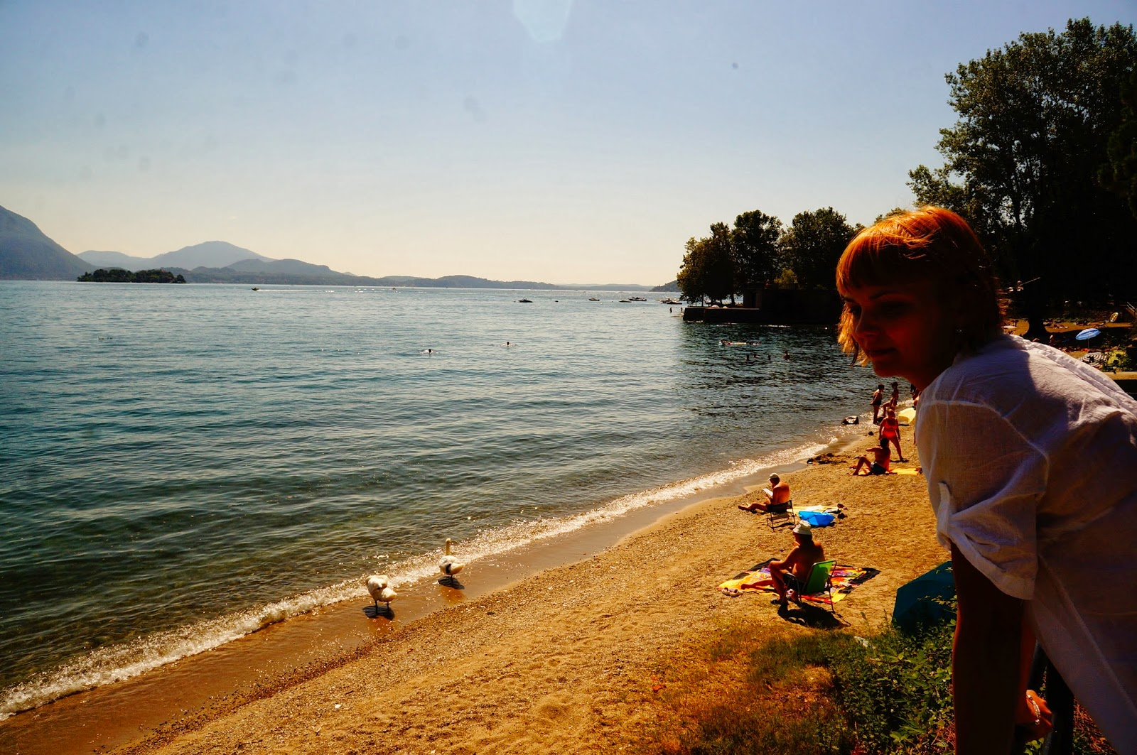 Beach-Baveno