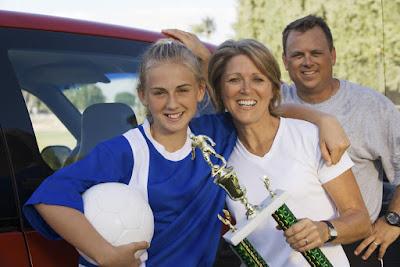 Soccer Mom Stacie