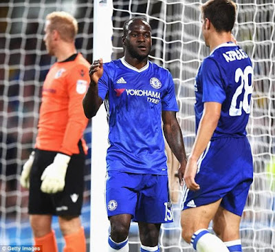 Victor Moses says Jose Mourinho never gave him a chance, thanks new Chelsea coach and vows to score goals