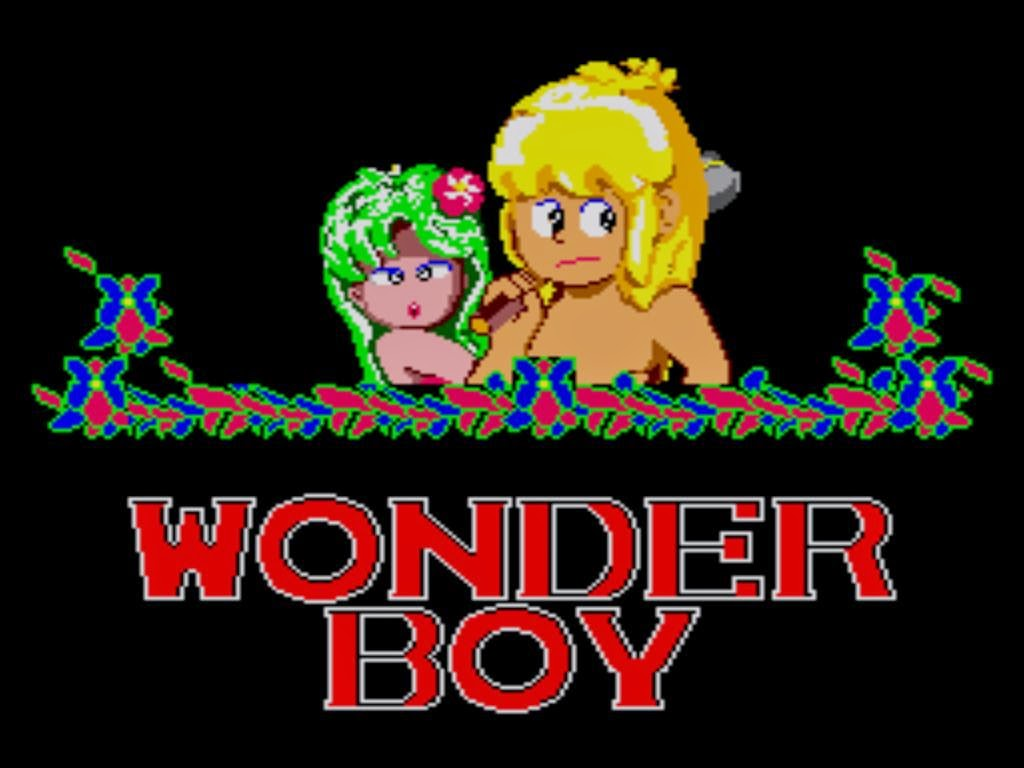 Guía completa del WonderBoy arcade en video