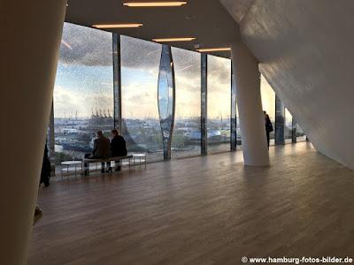 15 Etage Elbphilharmonie Hamburg