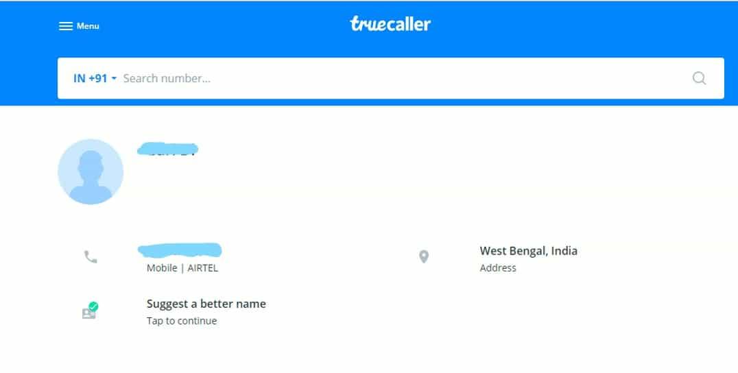 افضل طريقتين لمعرفة اسم المتصل بدون برنامج من خلال الرقم عن