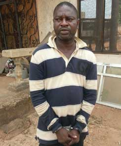 edo man raped mother benin