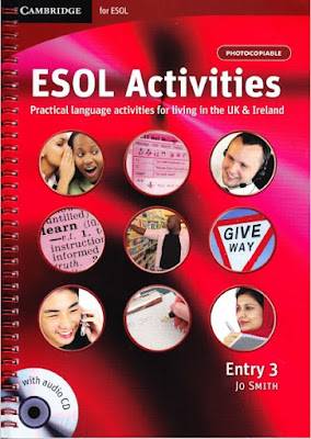 Download free ebook ESOL Activities Entry 3 - Practical Language Activities for Living in the UK and Ireland pdf