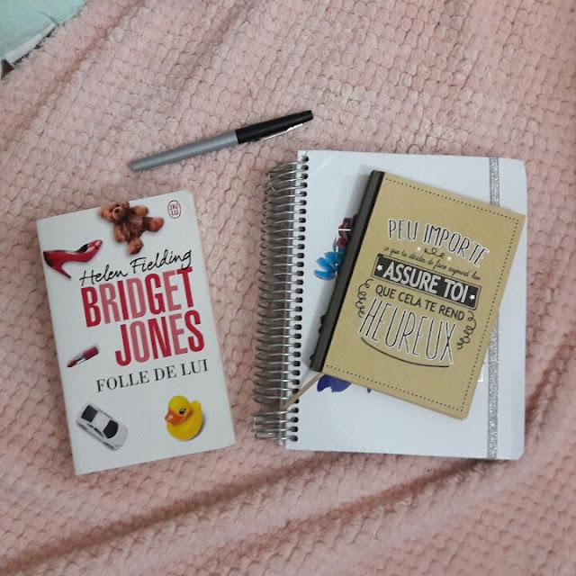 Bridget Jones, tome 3 : Folle de lui ~ Helen Fielding