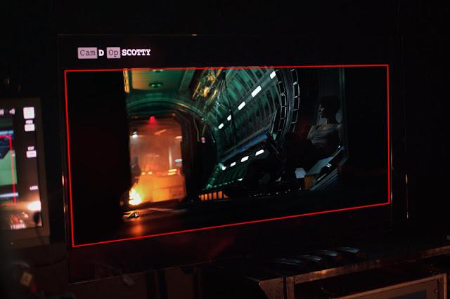 Primera imagen de Katherine Waterston como Daniels en 'Alien: Covenant'