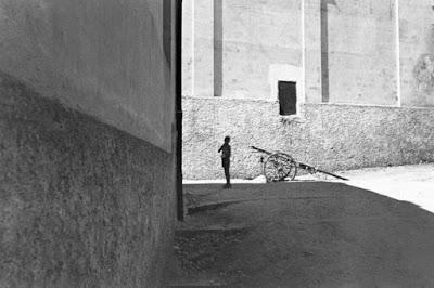 Bresson: Salerno, Italia 1933