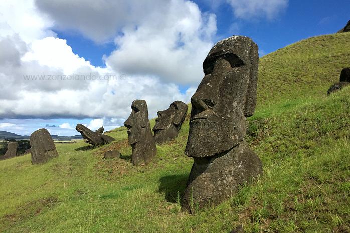 Isola di pasqua racconti e consigli di viaggio, misteri isola sperduta oceano - Easter island what to see and eat, lost island's mystery, travel world