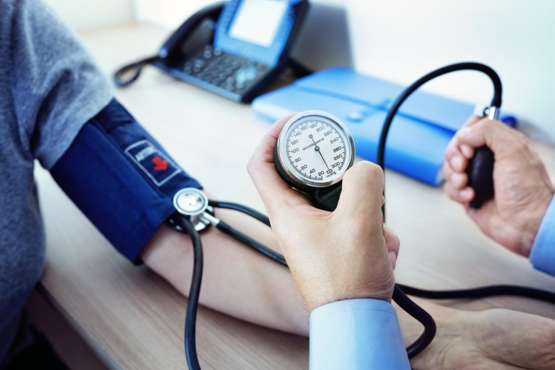 how to measure blood pressure manually