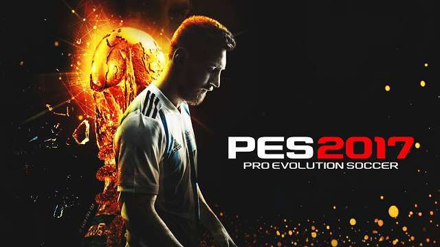 Messi World Cup 2018 Start Screen PES 2017