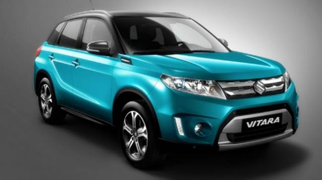 2019 Suzuki Grand Vitara Specs and Price