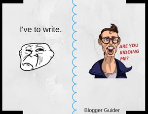 No mood of blogging