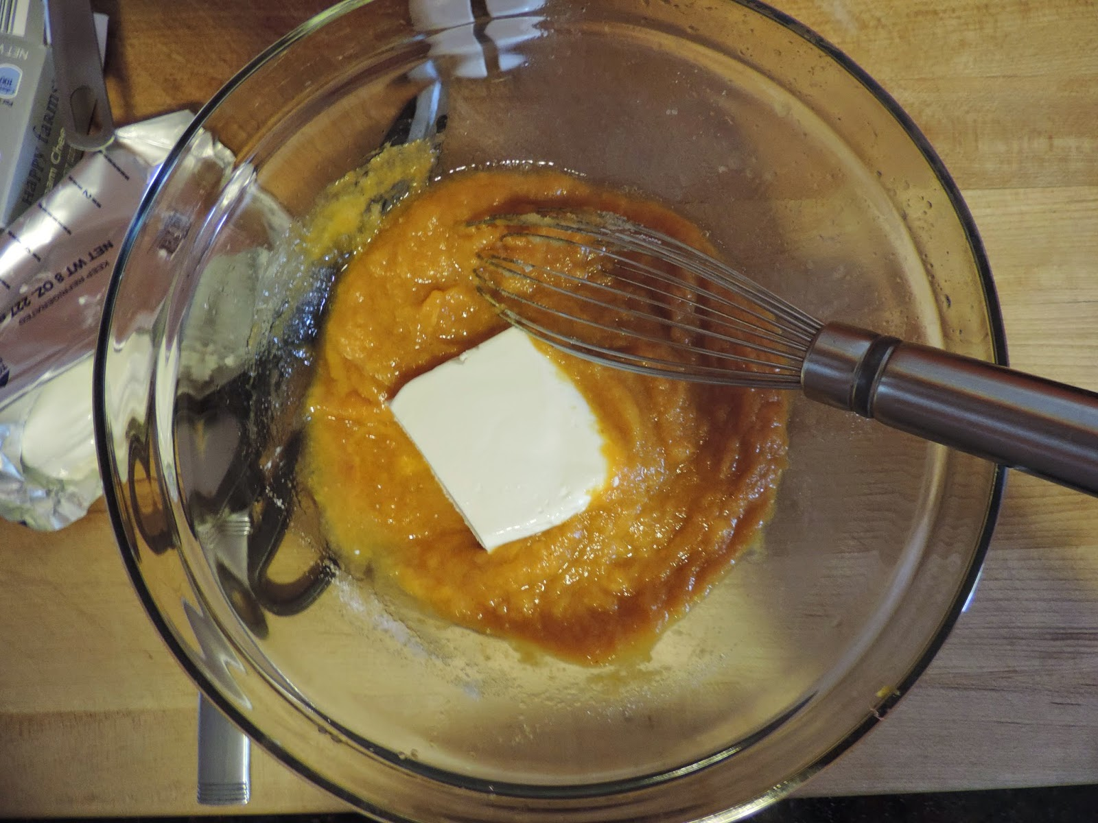 how to get lumps out of cream cheese batter