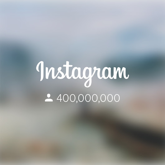 Instagram Hits 400 Million Users And 40 Billion Photos, Gets Past Twitter