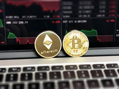All cryptocurrencies are falling but ethereum