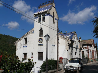 Can Gallart reformat per Manuel Joaquim Raspall