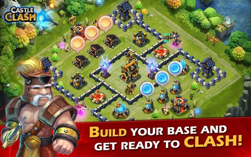 Castle Clash Apk Obb Data | Full Version Pro Free Download
