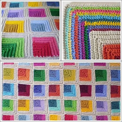 Paintbox - Free Pattern