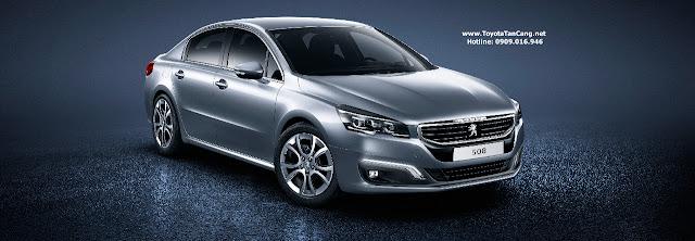 Peugeot 508 %2BToyota Camry 2015 27 -  - Peugeot 508 và Toyota Camry 2015 : Lựa chọn nào hoàn hảo với 1,5 tỷ ?