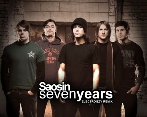 Lirik lagu saosin seven years