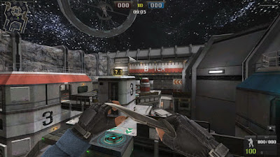 "Update ""Space Mode"" Point Blank Indonesia"