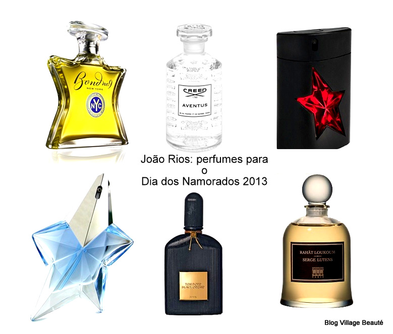 JOÃO RIOS DO PERFUME SHOPPING