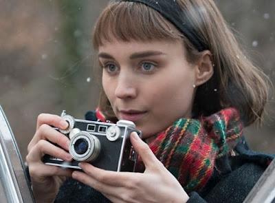 Rooney Mara- Carol 2015