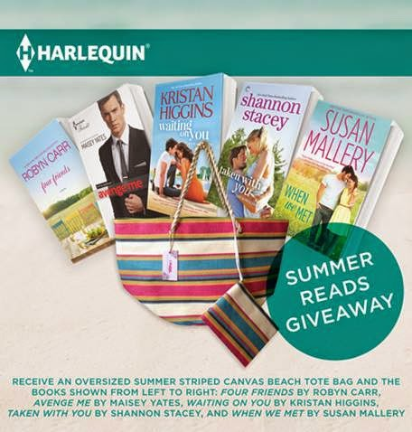 http://www.stuckinbooks.com/2014/06/harlequin-summer-reads-giveaway.html