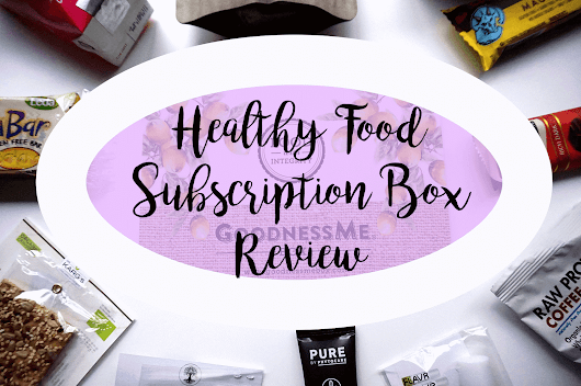 Product Review || Healthy Food Subscription Boxes