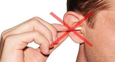 Bahaya Membersihkan Telinga Dengan Cotton Buds Bahaya Membersihkan Telinga Dengan Cotton Buds