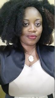 handmade afro wig