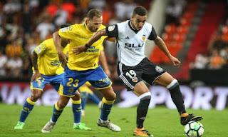 Spain Primera Division: Watch Eibar vs Valencia live Stream Today 15/12/2018 online
