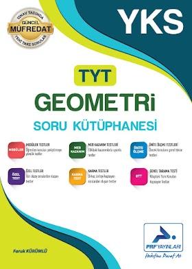 PRF Paraf TYT Geometri Soru Kütüphanesi PDF