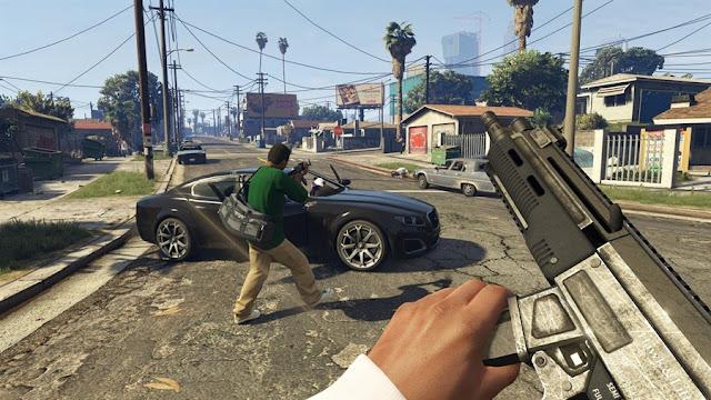 Grand Theft Auto V PC Download Photo