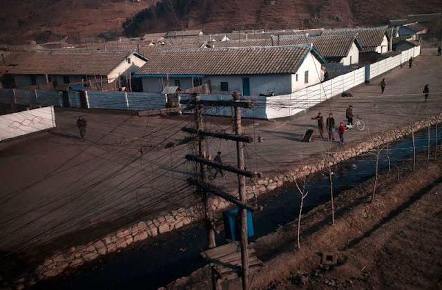 Coréia do Norte assemelha-se a um imenso campo de concentração