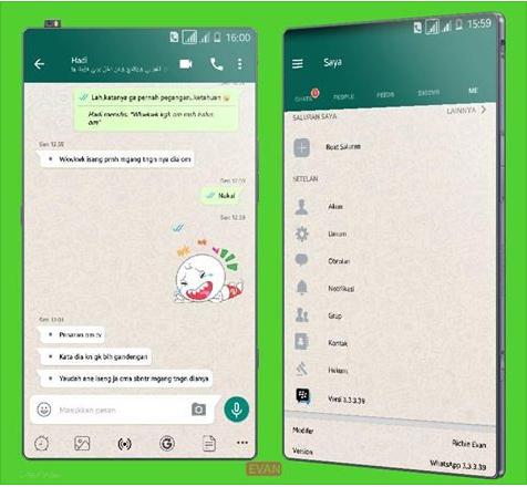 Download BBM Mod Whatsapp v3.3.39 Apk Terbaru [2017]