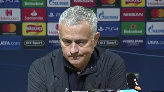 Jose Mourinho Shows Frustration, Frustrated