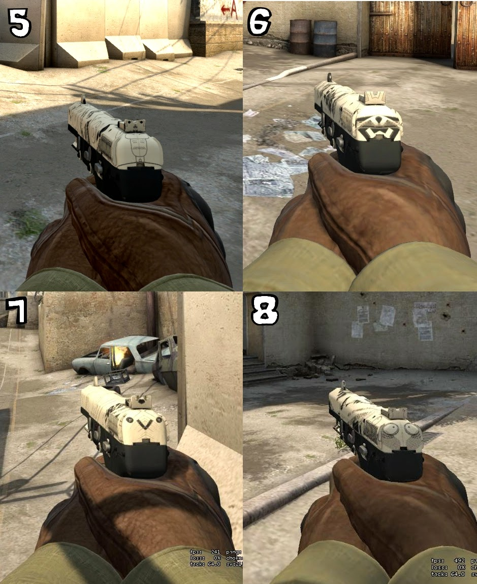 CS:GO weapon patterns guide by GERMIA | Germia - gaming world