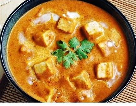 Spicy Badami Paneer