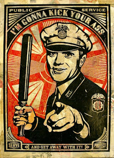 Cops (like everyone else) loves donuts