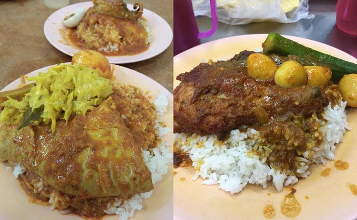Restoran Nasi Kandar Ali Sedap Parit Buntar