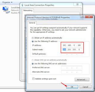 Cara Setting TPLINK CPE220 Sebagai Bridge