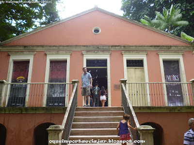 Parque Zoobotânico e Museu Paraense Emílio Goeldi