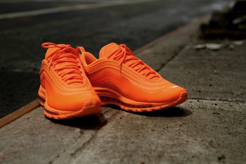 Shock Factor: Nike Air Max 97 with Hyperfuse Technology