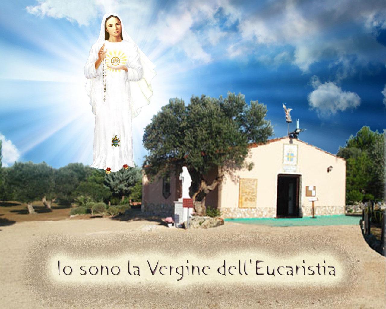 Manduriaapparitions: Una Pietra per Maria ss.ma Vergine dell ...